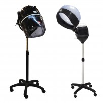 Set Secador Casco Ionico Advanced con Pie + Vaporizador Vapor System