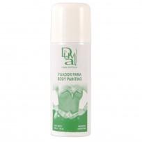 Spray Fijador para Maquillaje Body Painting x 180ml. Dr. Duval