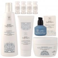 Pack Smart Therapy Caviar Repair: Shampoo + Acondicionador + Tratamiento + Reparador de Puntas + Ampollas