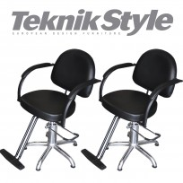 2 Sillones Hidraulicos Excellence TeknikStyle