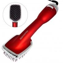 Cepillo Secador para Brushing y Alisador Blow Brush TeknikPro