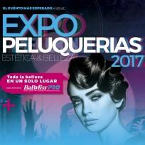 PREVENTA EXCLUSIVA: 1 Entrada para Expo Peluquerias, Estética & Belleza 2017