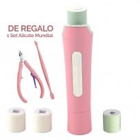 Nail Polisher Lima y Brillo para Uñas Teknikpro Spa  + REGALO!