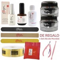 Kit para Uñas Gelificadas + REGALO!!!!